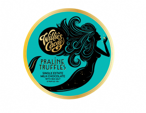 Willie's Cacao Milk Chocolate Praline Truffles